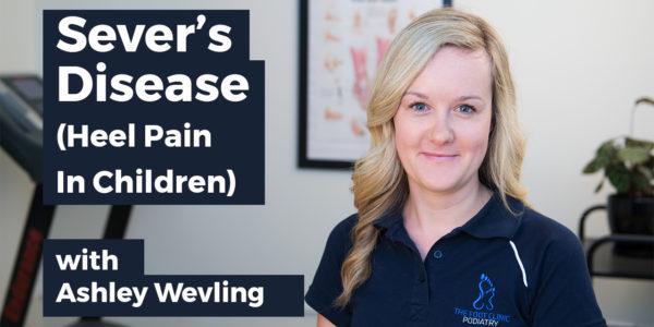 Severs Disease. Kids Heel Pain – The Video